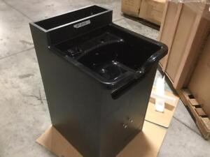 SALON WASH UNIT (SINK AND CABINET with ACCESSORIES) - BRAND NEW