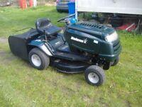 bolens ride on mower