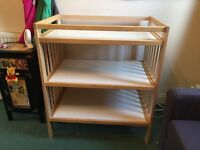 Ikea GULLIVER Changing Table - Excellent Condition