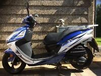 125cc Sinnis Shuttle FOR SALE! Oxford bike chain &a cover included!!!