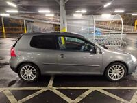 2007 VOLKSWAGEN GOLF GT TDI 170 GREY