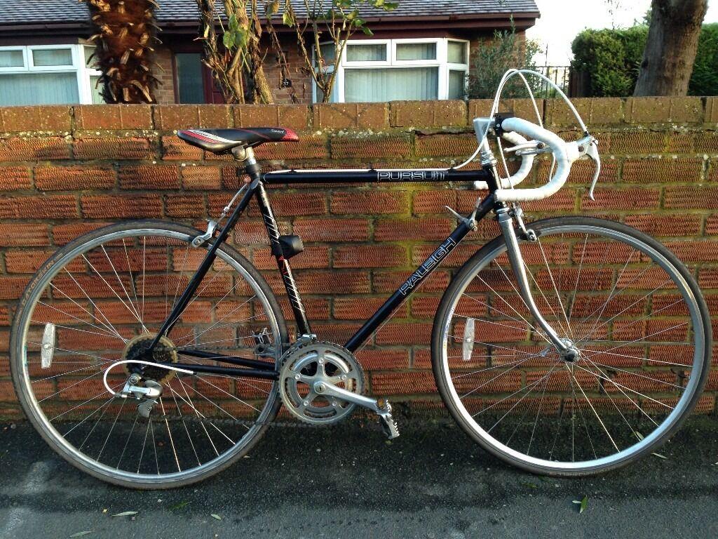 raleigh pursuit road bike in cambridge cambridgeshire. Black Bedroom Furniture Sets. Home Design Ideas