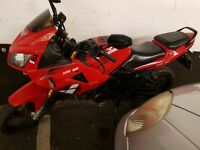 Lexmoto Xtrs Runs but could do with repairs or for spares