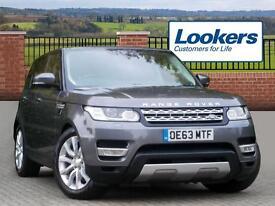 Land Rover Range Rover Sport SDV6 HSE (grey) 2014-01-08