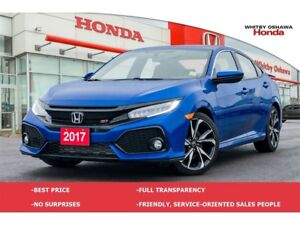 2017 Honda Civic Si | Manual | Navigation, Sunroof