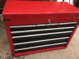 Halfords 7 Drawer tool box
