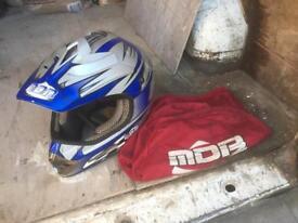 Mdr motorbike helmet
