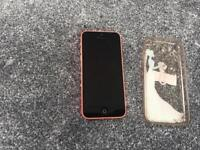 APPLE IPHONE 5C 16GB UNLOCKED IMMACULATE CONDITION