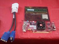 ATI 4550HD+INTEL CORE 2 DUO 2.50Ghz+1GB RAM DDR2 666
