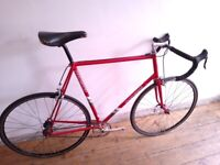 Vintage Raleigh Fixed / Singlespeed Road Bike / Goldtec / ITM / Fully Serviced / Track