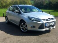 FORD FOCUS 2012, ZETEC 1.6 AUTOMATIC, FULL SERVICE HISTORY, 1 OWNER, MOT 12/18, EXCELLENT CONDITION
