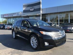 2011 Toyota Venza AWD Leather LOADED GREAT BUY!