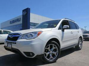 2015 Subaru Forester LIMITED PACKAGE