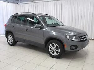 2015 Volkswagen Tiguan VW CERTIFIED! 2.0L TSi Turbo! 4-Motion AW