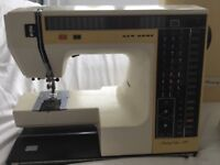 New Home / Janome Memory Craft 6000