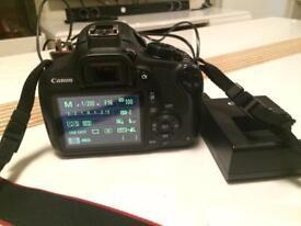 Professional photography camera starter set