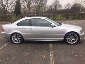 BMW E46 320ci *Immaculate Condition* *Straight Piped*