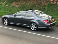 STUNNING 09 Mercedes CL500 AUTO AMG SPORT PACK, TRADE IN CONSIDERED, CREDIT C...