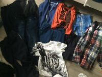Boys clothes 9-10 years