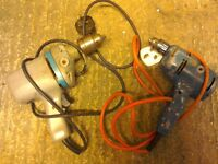 3 Elecric drills