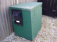 worcester greenstar heatsave model 12/18 kw combi external boiler