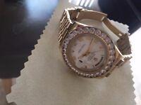 Rolex Day-Date II 41 Yellow Gold President Watch Diamond Bezel
