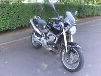 Honda Hornet CBF600 F6 - Low mileage. Good condition