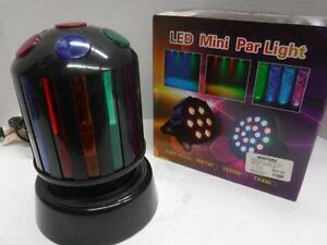 Power Pro Mini LED Dj Light. We Sell Dj Equiptment And Dj Accessories. 108194