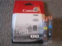 Genuine Canon Ink Cartridges