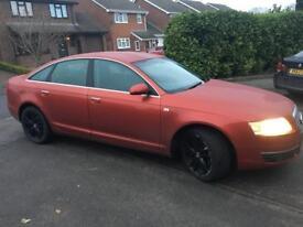 Audi a6 2.4 SE