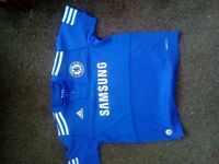 Boys Chelsea Football Shirt