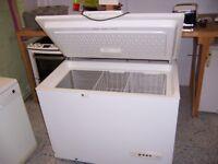 Chest freezer at Cambridge Re-Use (cambridge reuse)