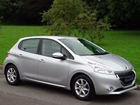 2014 Peugeot 208 1.2 VTi Active 5dr - JUST SERVICED BY PEUGEOT