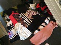 Large bundle woman clothes size 12-14