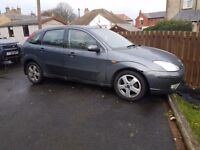 54 plate 1.8 TDCI ford focus 350