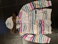 Burton size medium women's/ladies/girls ski jacket