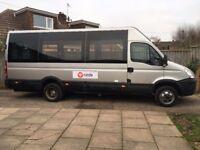 IVECO LWB 50C15 Accessible Minibus in Silver £5000