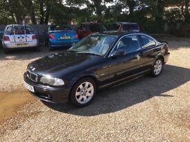 BMW 2.5 CI COUPE