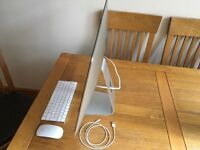 "NEARLY NEW - APPLE IMAC 21.5"" 4K RETINA - BOXED WITH MAGIC KEYBOARD AND MAGIC MOUSE 2"
