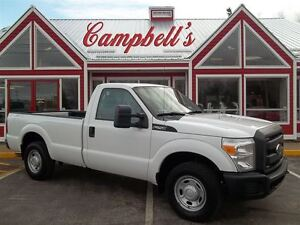 2012 Ford F-250 SUPER DUTY!! 6.2L V8!!AIR!! ONLY 118000KM'S!! NE