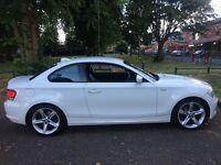 BMW 120i (2011) White Coup Manual