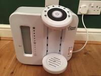 Tommee tippee with tommee tippee bottle warmer