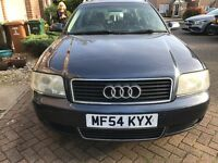 Audi A6 1.9 tdi sport estate 6 speed 2004/54 aa/rac welcome,p-ex welcome still insured/taxed!!