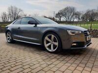 Audi A5 Black Edition Quattro 2.0 TDI