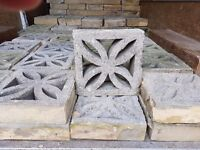 Bricks- Blocks,Stone