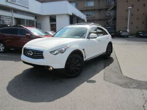 2013 Infiniti FX37 Limited Edition  TECK PACK. NAV. CAM 360. AWD