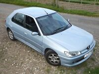 SUB FRAME - FROM PEUGEOT 306 1.4 PETROL HATCH 2001