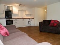 A Modern, Furnished Two Bedroom Apartment In The Heart Of Nottingham City Centre