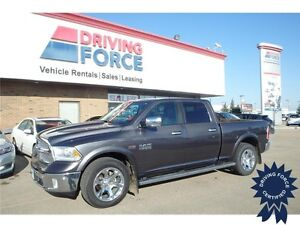 2016 Ram 1500 Laramie - Running Boards, Keyless Entry, 31944 KMs
