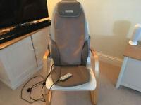 HoMedics Shiatsu Pro Massage Chair - Boxed - Will swap for vintage Star Wars Toys.
